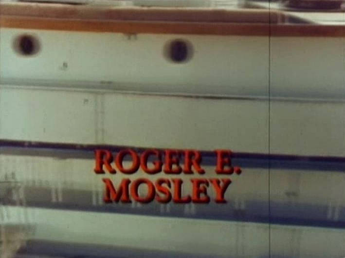 Main title from Cruise Into Terror (1978) (10). Roger E Mosley