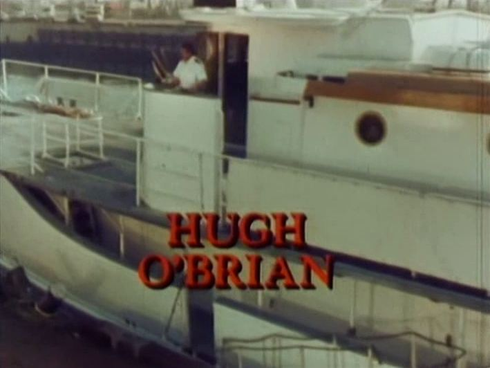 Main title from Cruise Into Terror (1978) (11). Hugh O'Brian