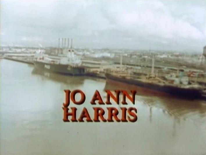 Main title from Cruise Into Terror (1978) (7). Jo Ann Harris