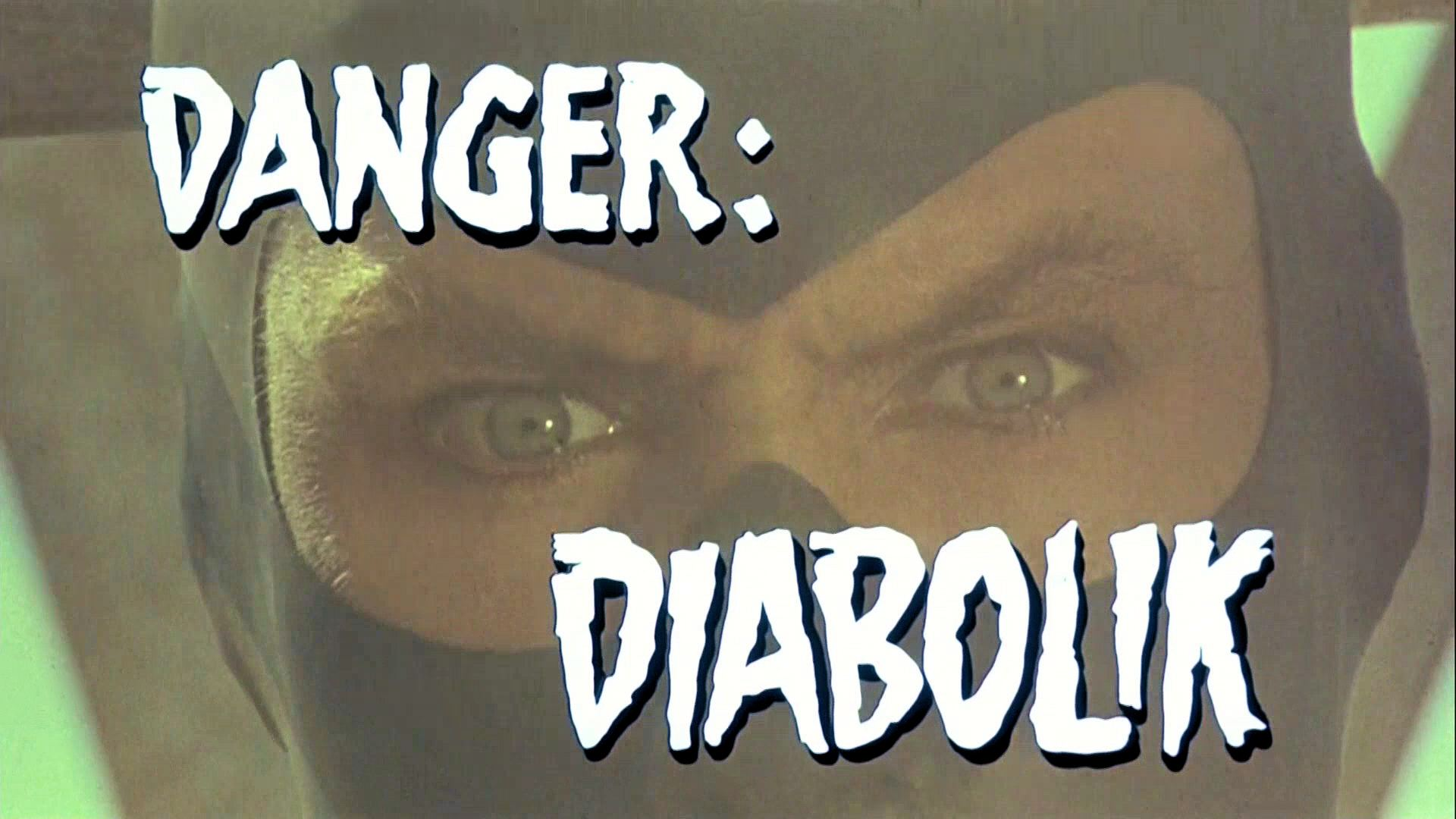 Main title from Danger: Diabolik (1968)