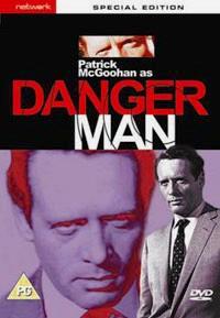 DVD cover of Danger Man (1960-62) (1)