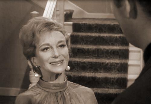 Joan Greenwood (as Nandina) in a photograph from Danger Man (1960-62) (6)