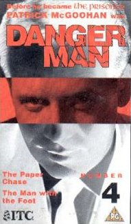 Video cover from Danger Man (1960-62) (1)