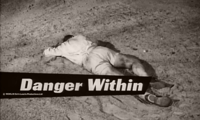 Main title from Danger Within (1959) (4)
