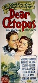 Australian poster for Dear Octopus (1943) (1)