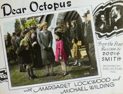 Lobby card from Dear Octopus (1943) (1)