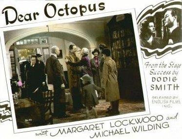 Lobby card from Dear Octopus (1943) (2)
