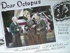 Lobby card from Dear Octopus (1943) (3)