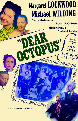 Poster for Dear Octopus (1943) (2)