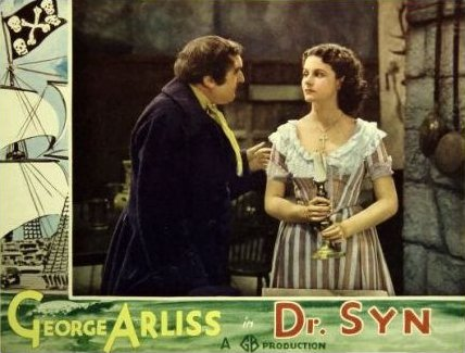Lobby card from Doctor Syn (1937) (3)