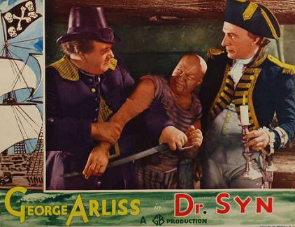 Lobby card from Doctor Syn (1937) (4)