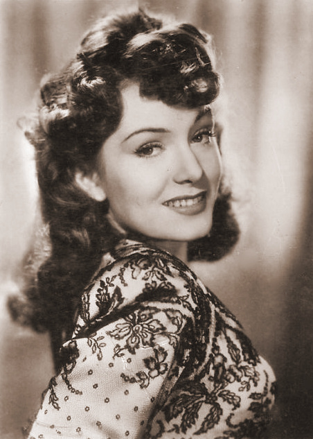 Eagle Lion star Jean Kent.  British actress who played the haughty, seductive type and who was often cast as a spiteful hussy or femme fatale.