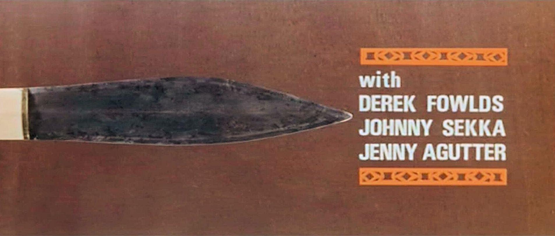 Main title from East of Sudan (1964) (5). Derek Fowlds, Johnny Sekka, Jenny Agutter