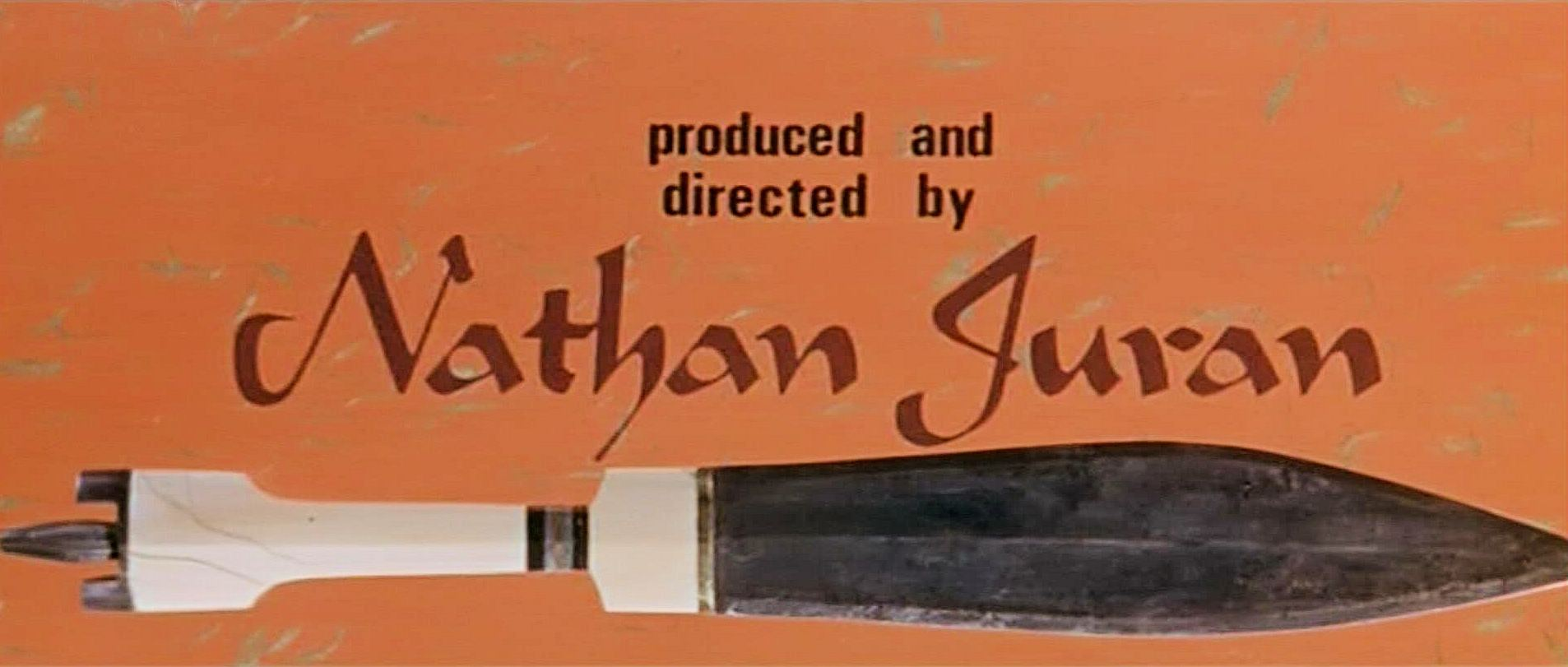 Main title from East of Sudan (1964) (9). Produced and Directed by Nathan Juran