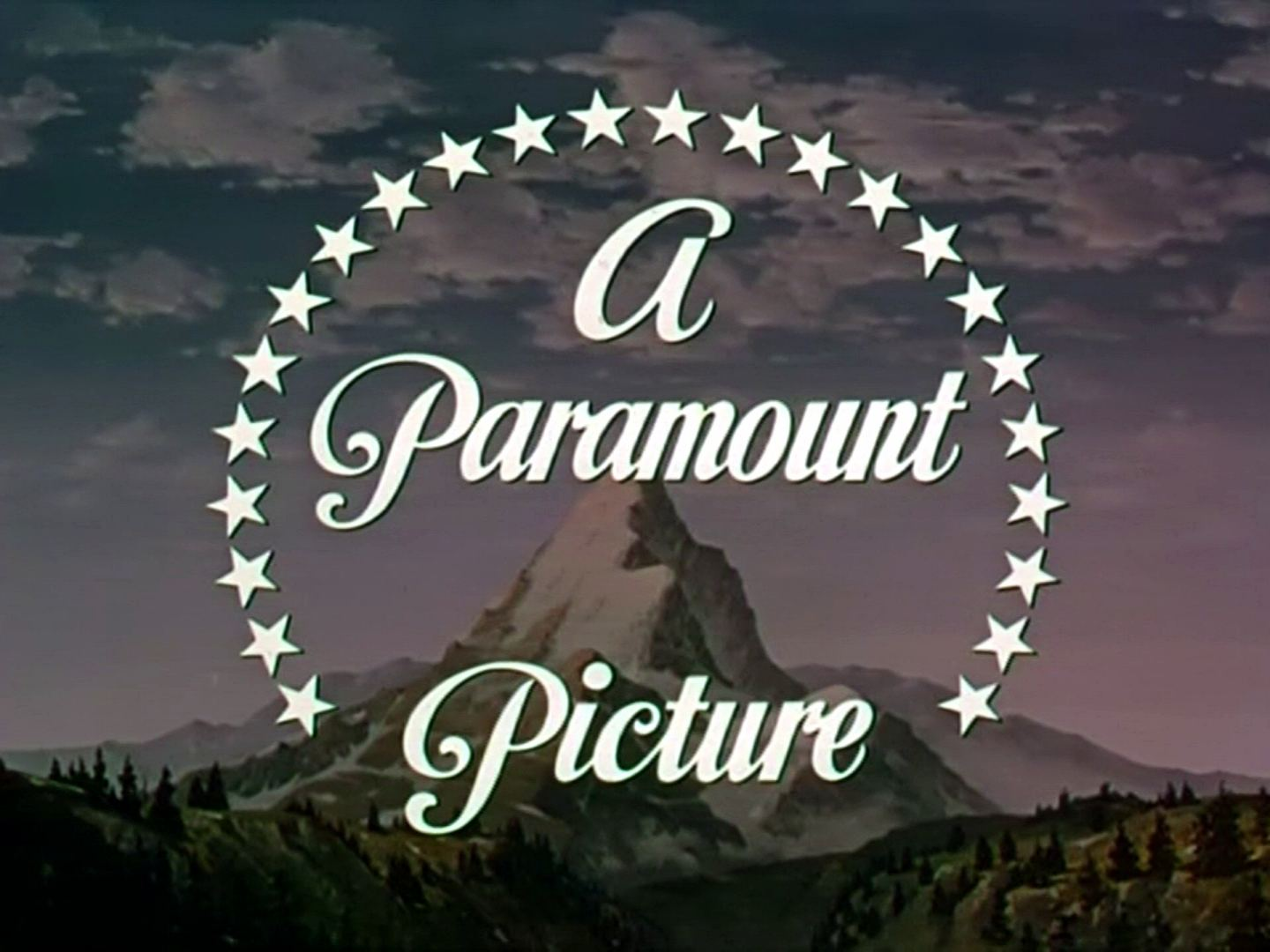 Main title from Elephant Walk (1953) (1). A Paramount Picture