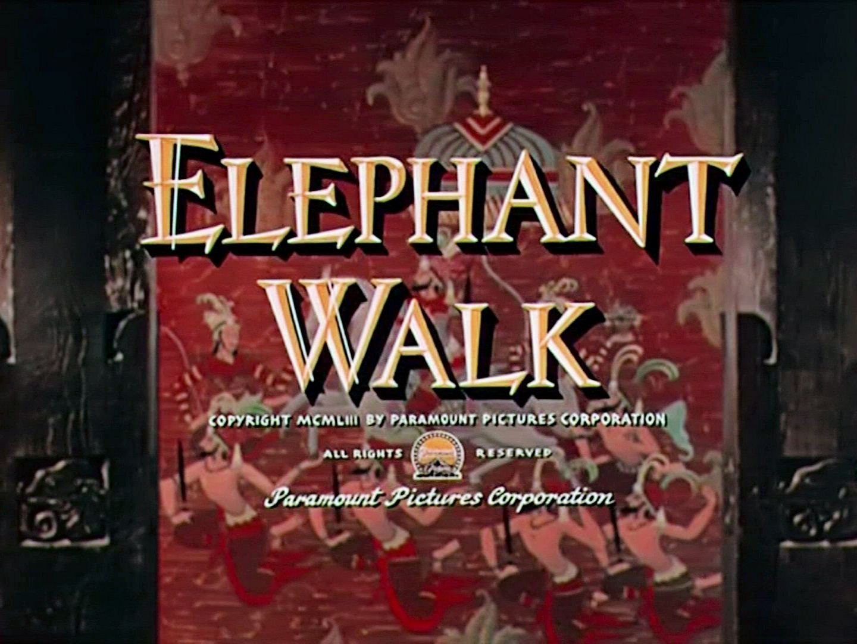 Main title from Elephant Walk (1953) (3)