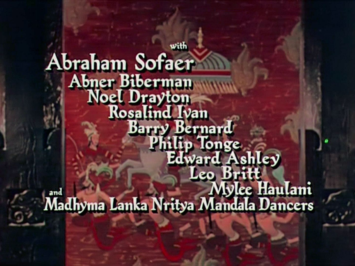 Main title from Elephant Walk (1953) (4)