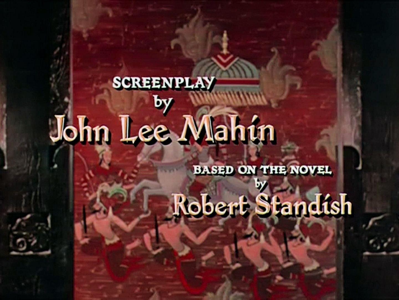 Main title from Elephant Walk (1953) (5). Screenplay by John Lee Mahin, based on the novel by Robert Standish