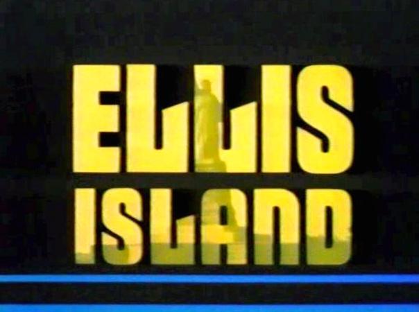 Main title from Ellis Island (1984)