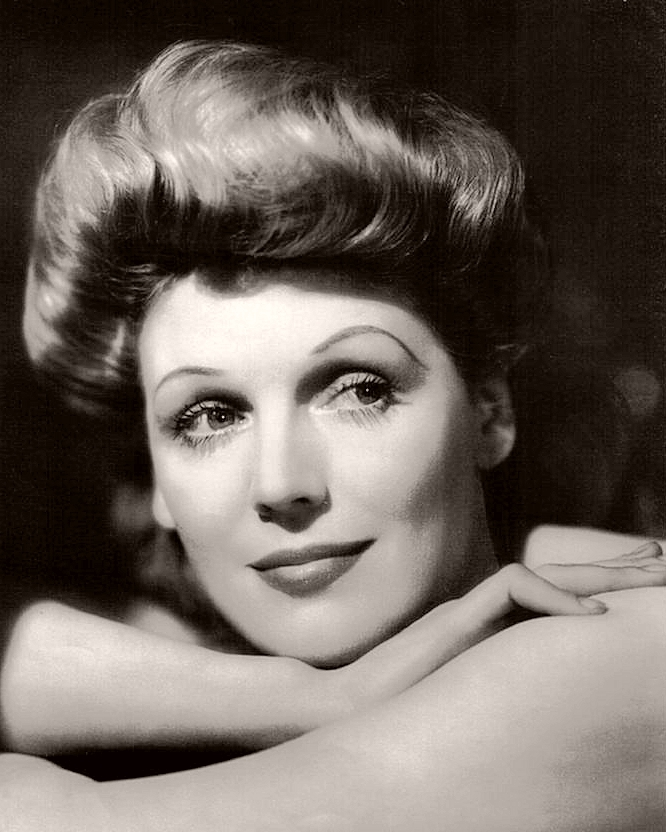 Publicity shot for British actress, Enid Stamp-Taylor