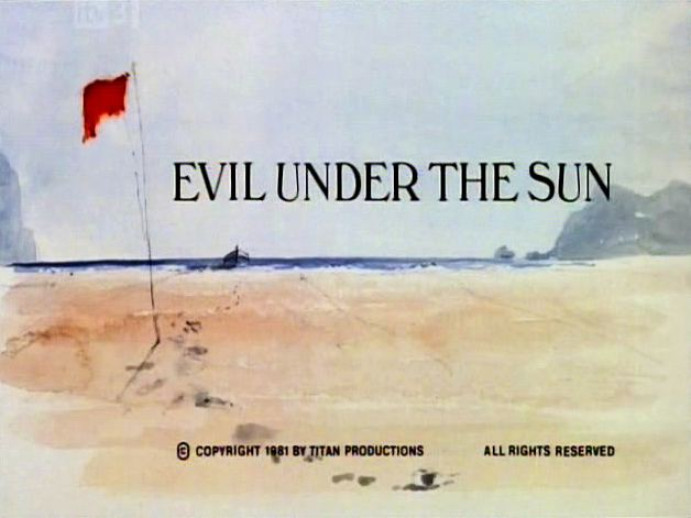 Main title from Evil Under the Sun (1982)