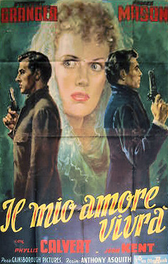 Italian poster for Fanny by Gaslight (1944) (1)