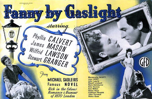 Lobby card from Fanny by Gaslight (1944) (1)