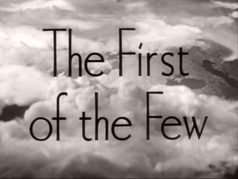 Main title from The First of the Few (1942)