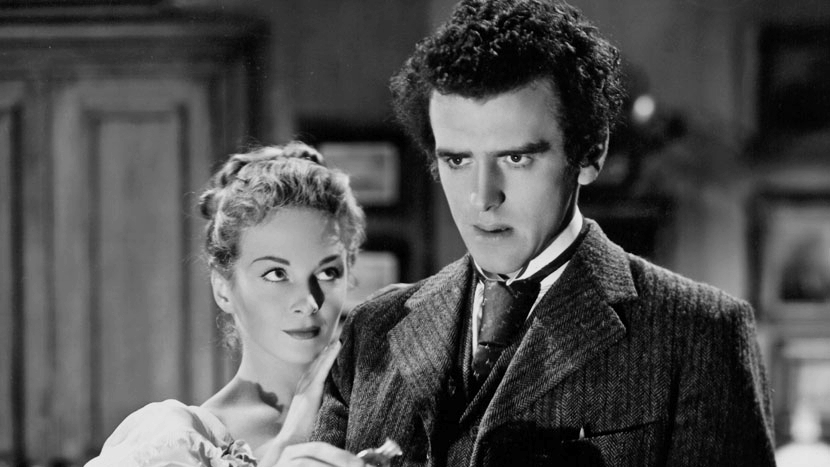 Photograph from Flesh and Blood (1951) (7) featuring George Cole, Joan Greenwood