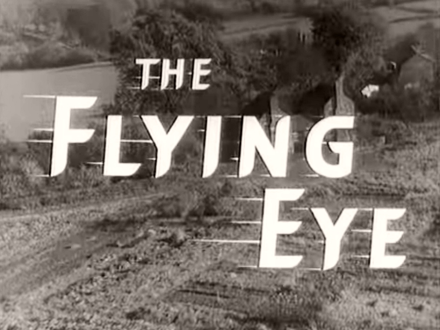 Main title from The Flying Eye (1955)