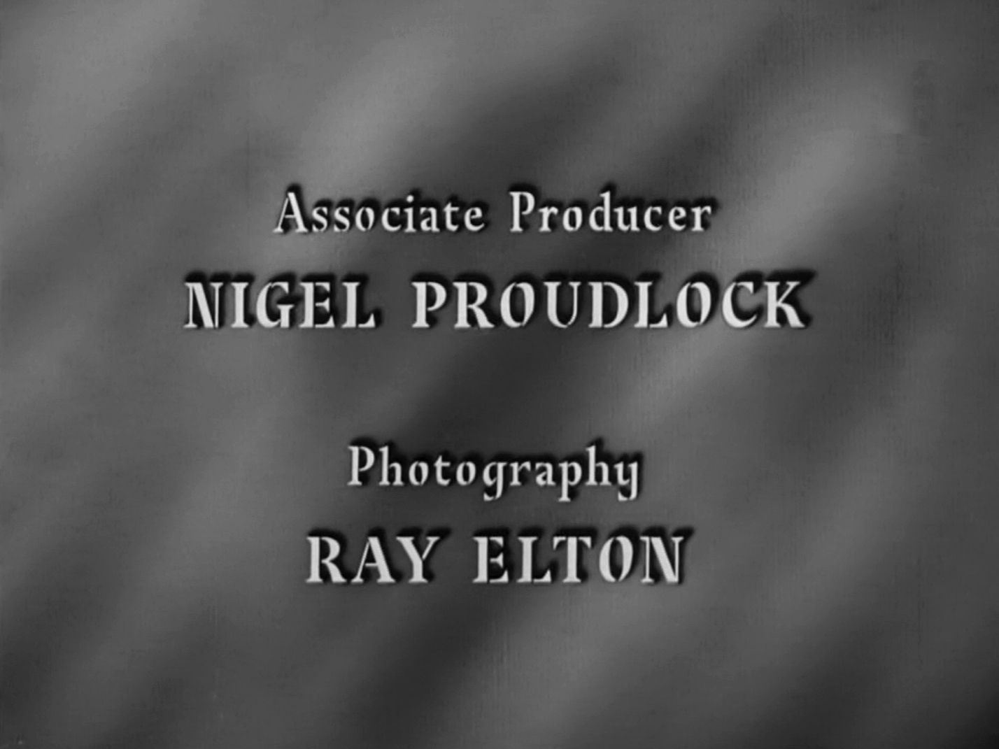 Main title from Four Days (1951) (9)