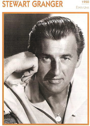 stewart granger height