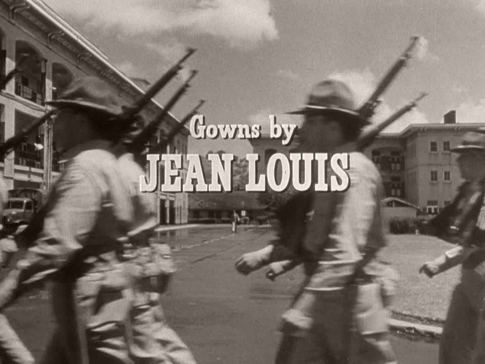 Main title from From Here to Eternity (1953) (12)