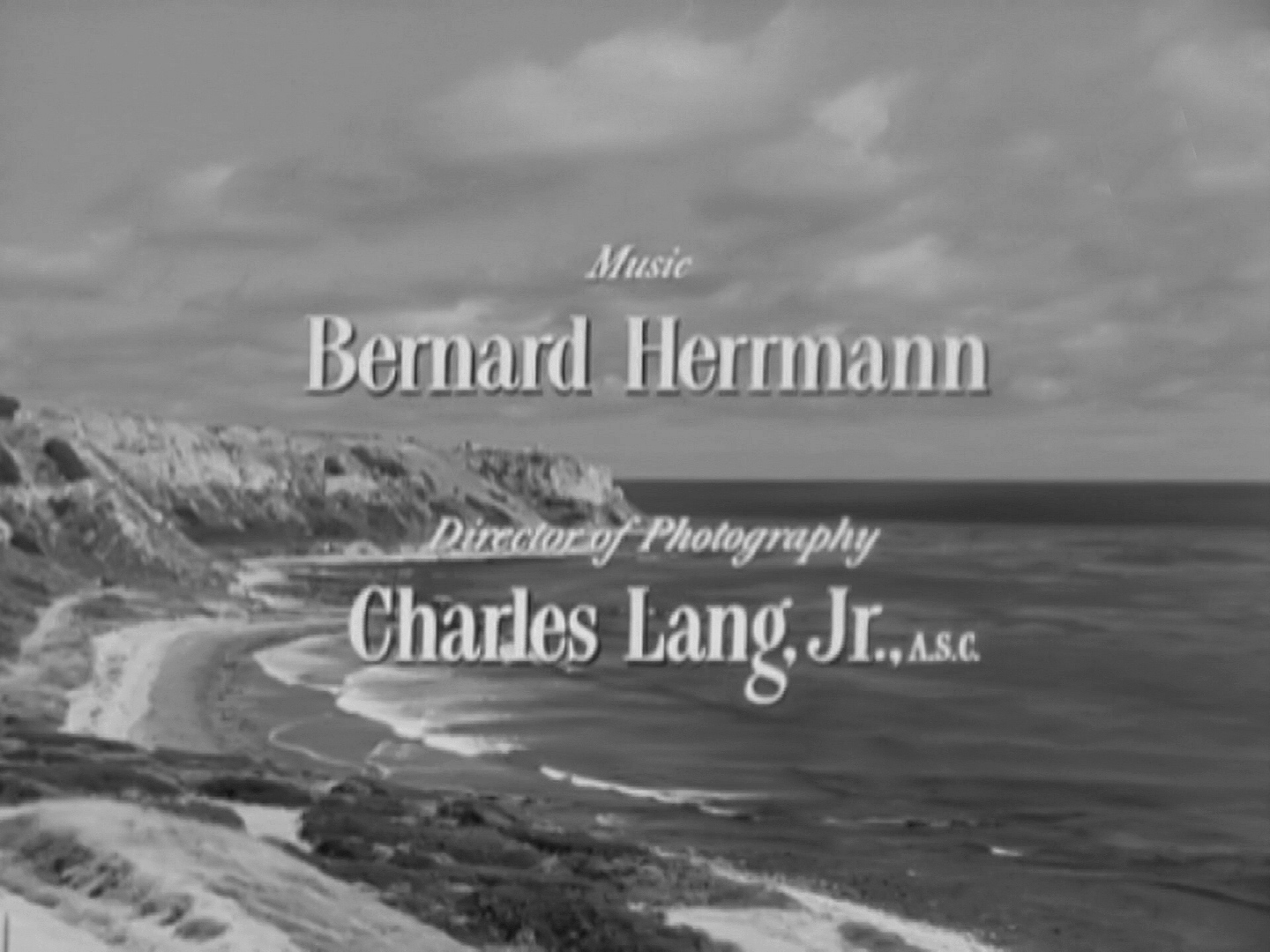 Main title from The Ghost and Mrs Muir (1947) (6)