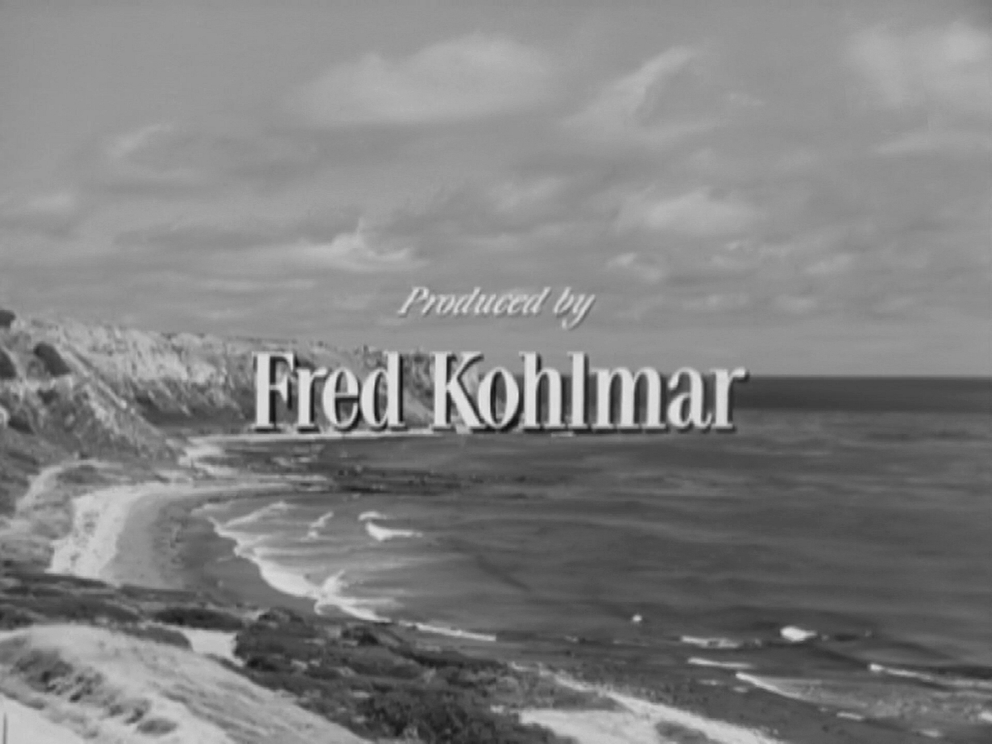 Main title from The Ghost and Mrs Muir (1947) (8). Produced by Fred Kohlmar