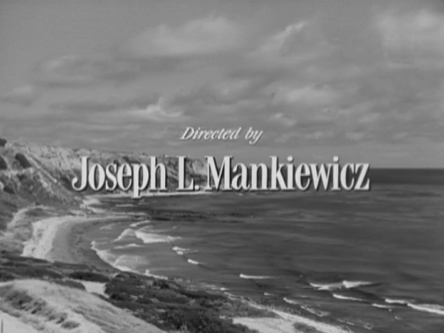 Main title from The Ghost and Mrs Muir (1947) (9). Directed by Joseph L Mankiewicz