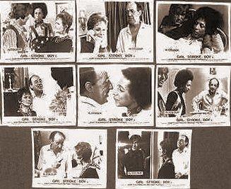 Lobby card from Girl Stroke Boy (1973) (1)
