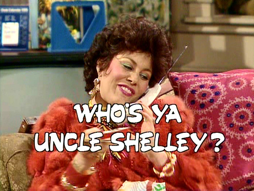 Screenshot from the 'Who's Ya Uncle Shelley?' (1986) episode of Girls on Top (1985-86) (10)