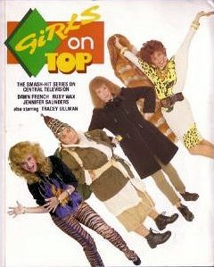 Video cover from Girls on Top (1985-86) (3)