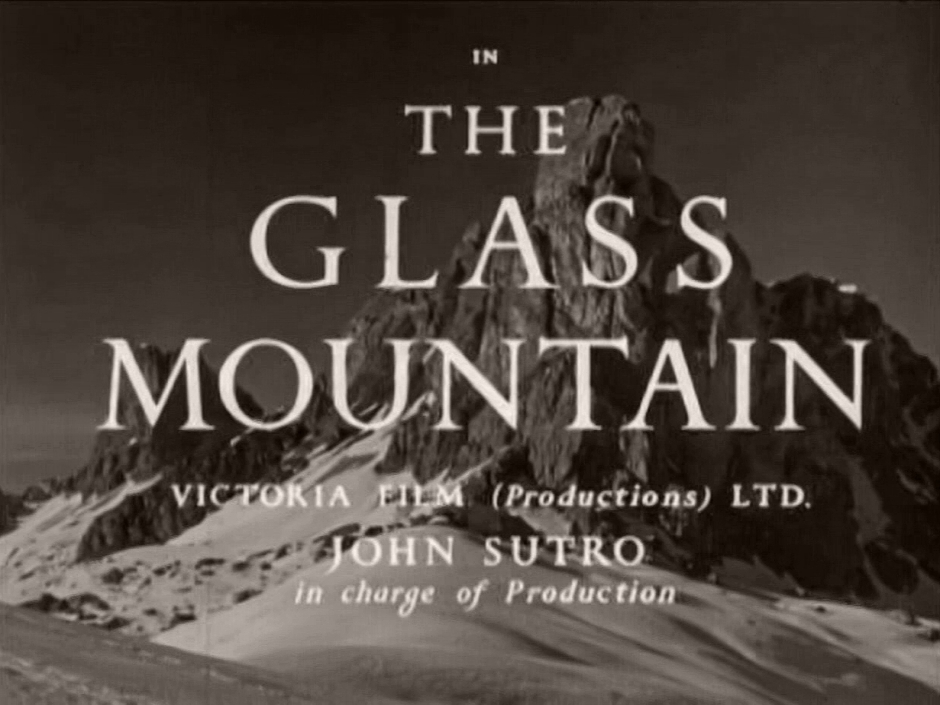 Main title from The Glass Mountain (1949)
