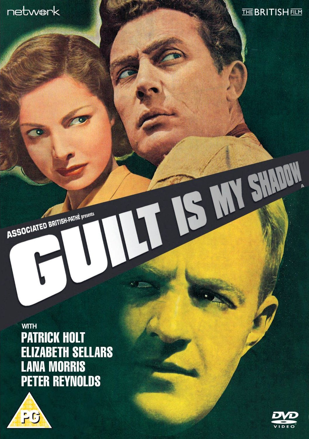 Guilt Is My Shadow DVD from Network and The British Film