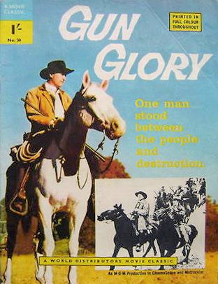 Book of Gun Glory (1957) (1)