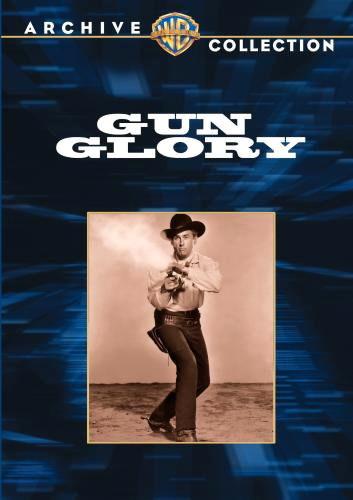 Stewart Granger (as Tom Early) in a DVD cover of Gun Glory (1957) (1)