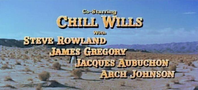 Screenshot from Gun Glory (1957) (2)