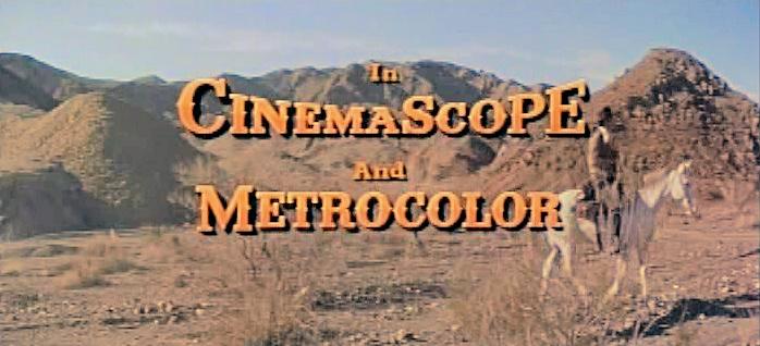 Screenshot from Gun Glory (1957) (4)
