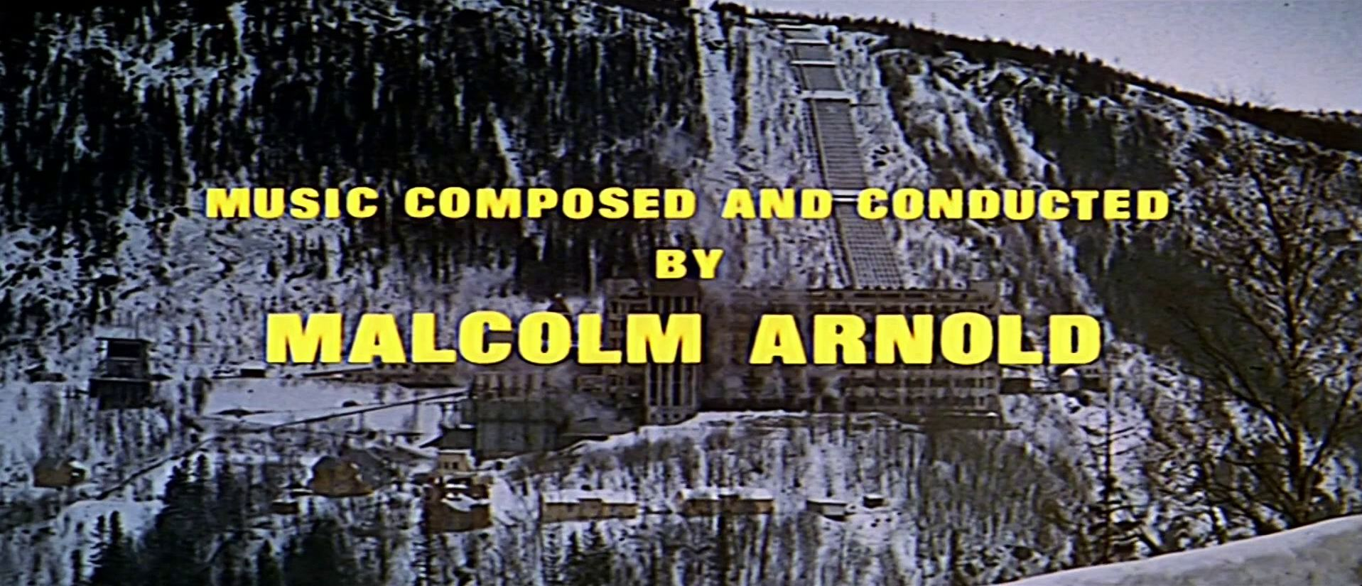 Main title from The Heroes of Telemark (1965) (10)