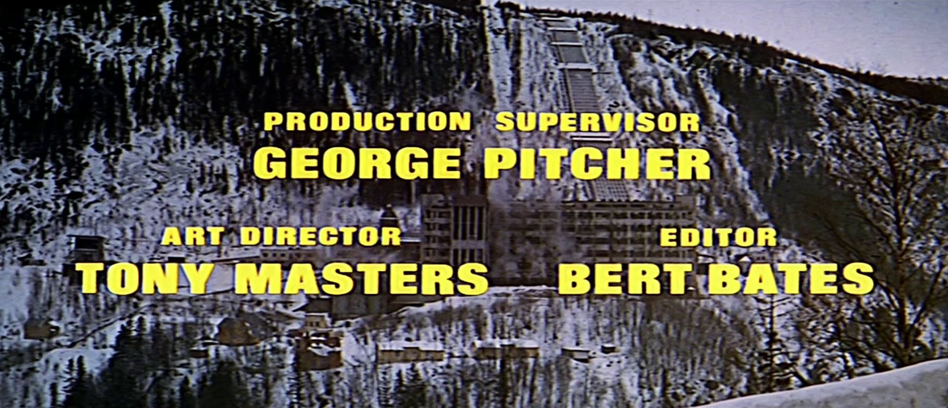 Main title from The Heroes of Telemark (1965) (13)