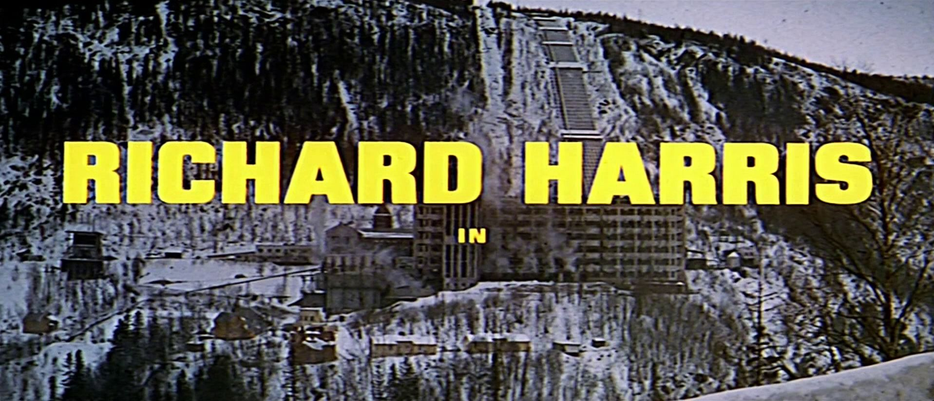 Main title from The Heroes of Telemark (1965) (2). Richard Harris in