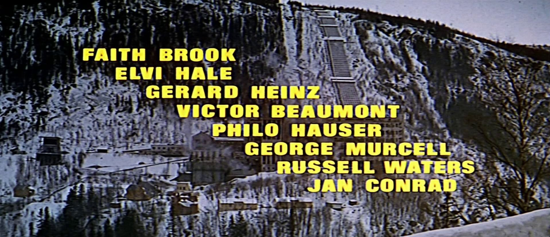 Main title from The Heroes of Telemark (1965) (8)
