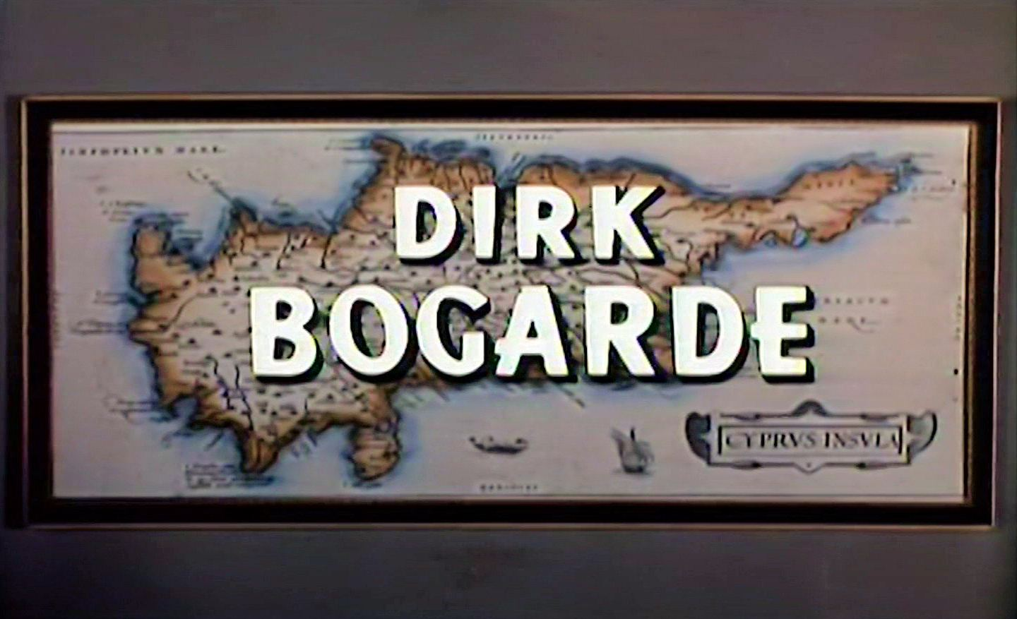 Main title from The High Bright Sun (1965) (3). Dirk Bogarde